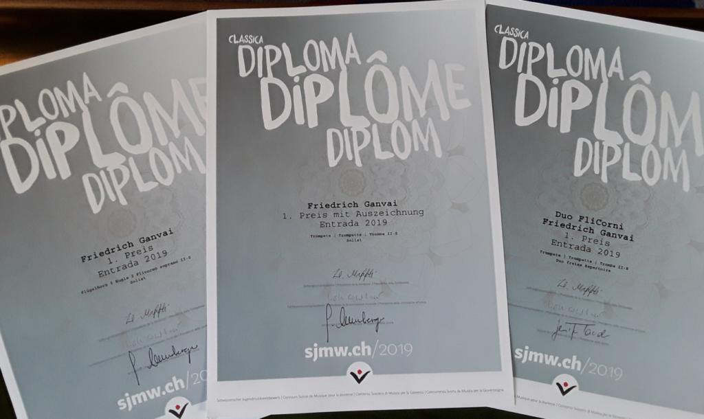 GF Diplome