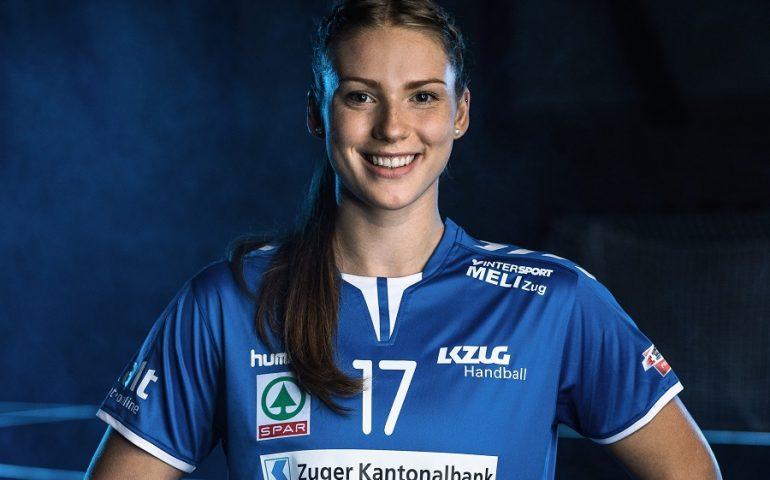 Charlotte-Kaehr Portraet