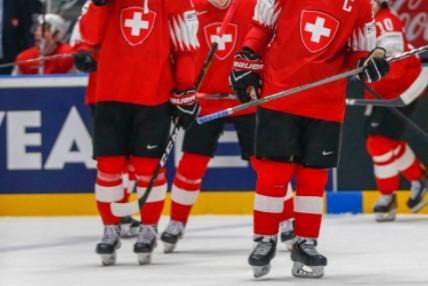 Schweizer Nati Eishockey
